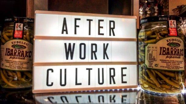Afterwork: Carta de La Lobera de Chamberí