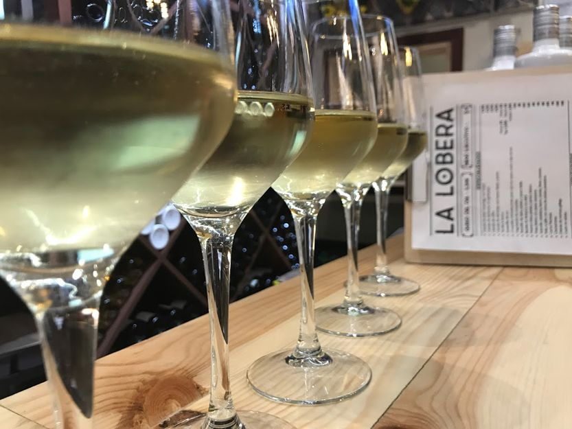 Vinoteca en Chamberí