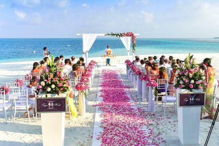 Agencia de viajes, organización de bodas