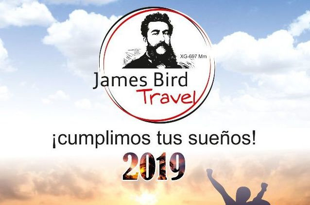 Catálogo Viajes 2019: Viajes de James Bird Travel