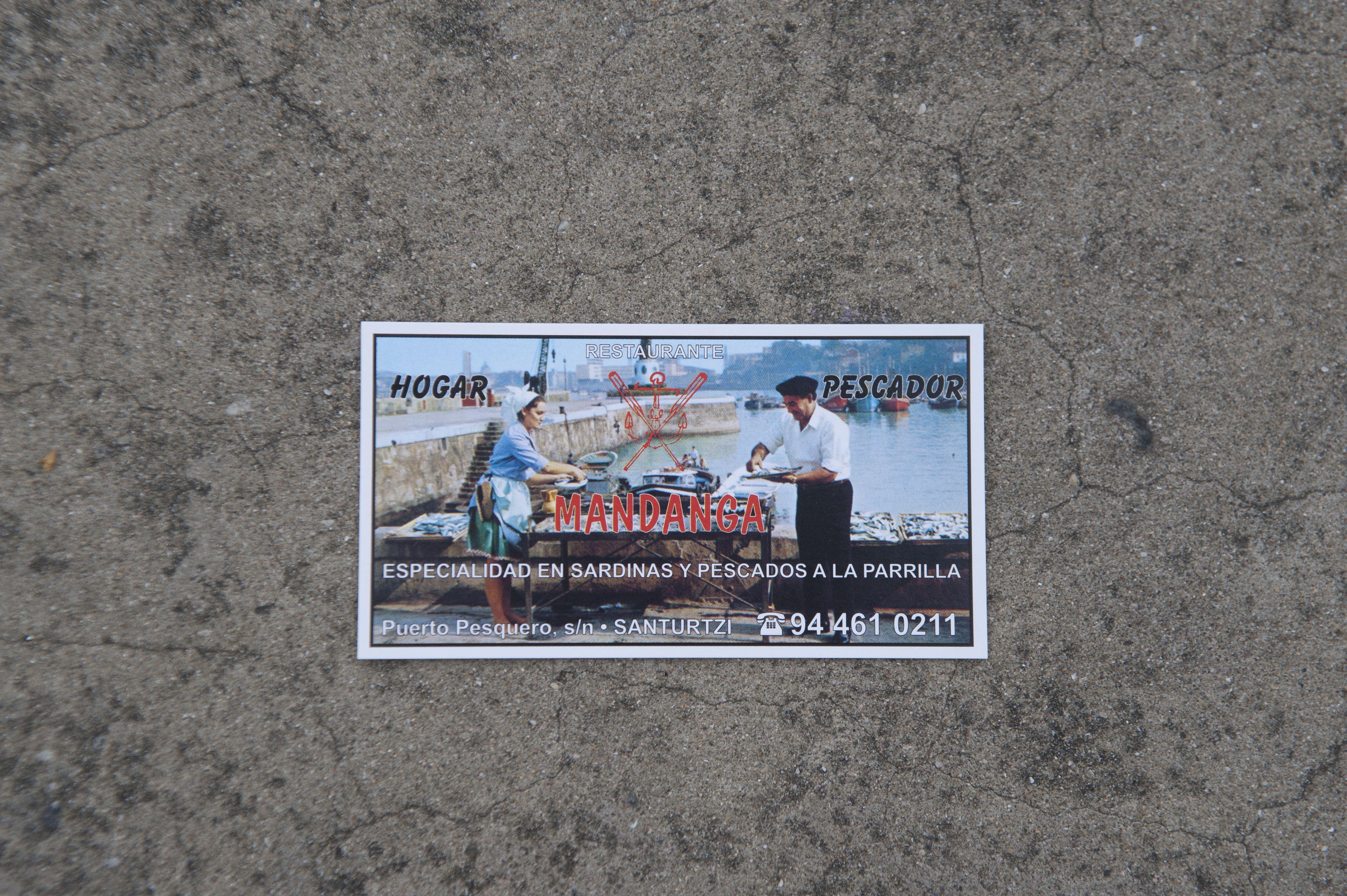 Foto 1 de Asadores en Santurtzi | Mandanga Hogar del Pescador