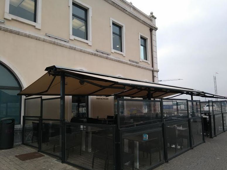 Restaurante Mandanga en Santurce
