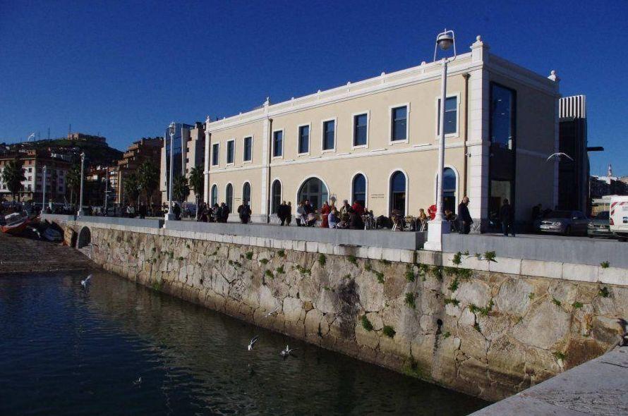 Restaurante Mandanga: hogar del pescador en Santurtzi