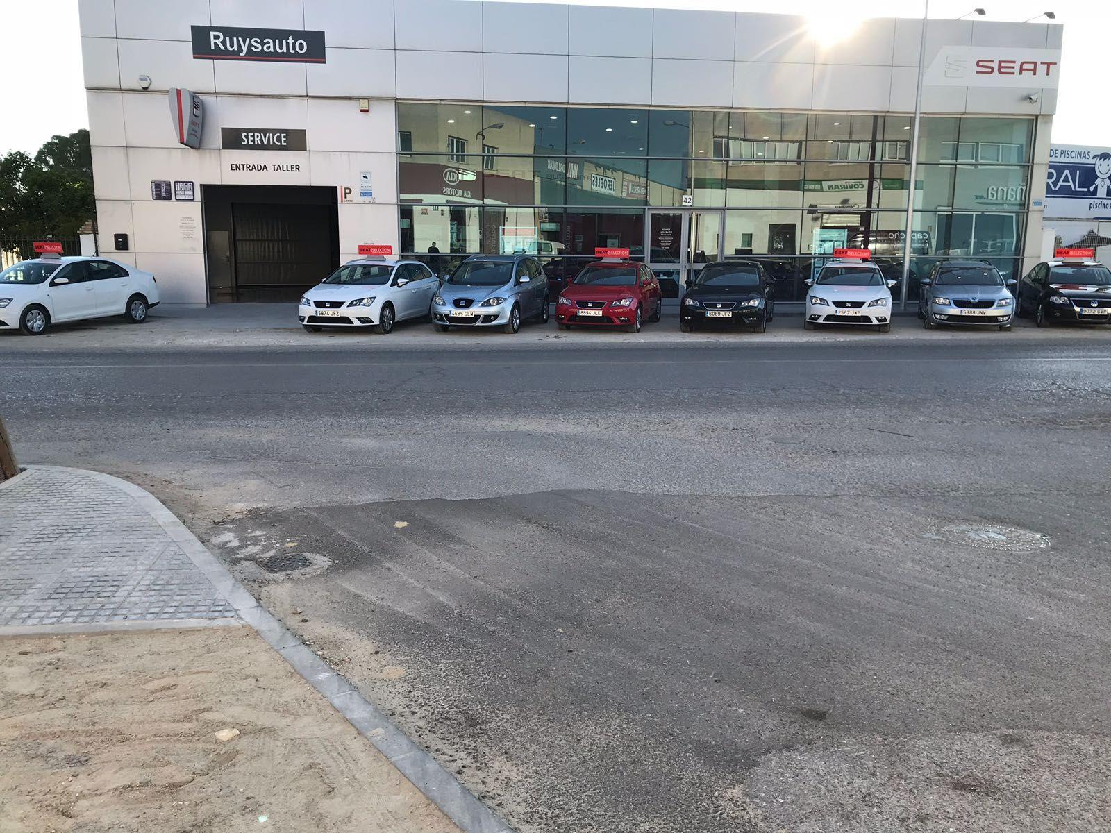 Concesionario Oficial Seat en Sanlúcar de Barrameda