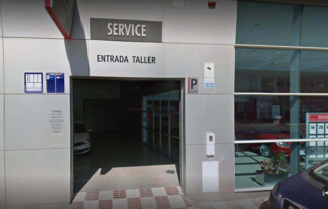 Mantenimiento de coches en Sanlúcar de Barrameda