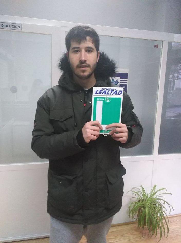 Carnet de conducir Madrid