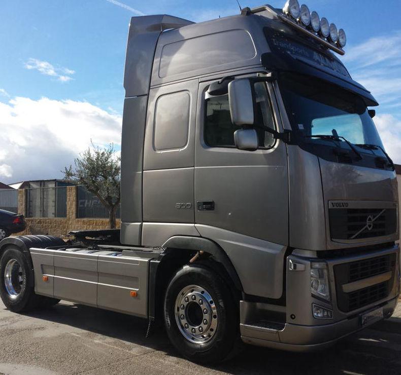 Compra de vehículos industriales en Madrid