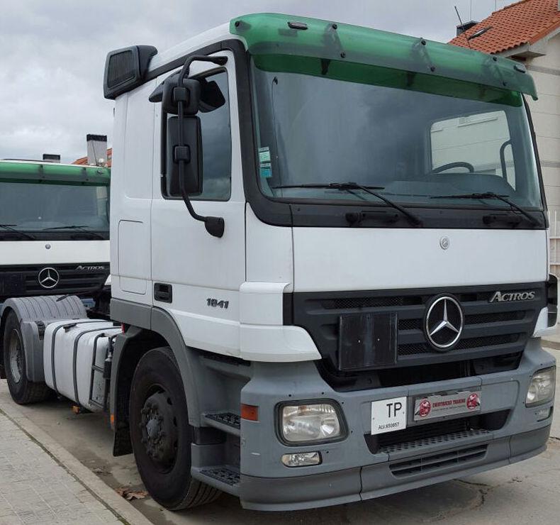 Compra y venta vehículos industriales Almería