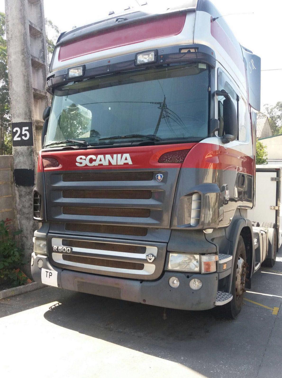SCANIA R500 -- VENDIDO: Vehículos industriales de Emirtrucks Trading