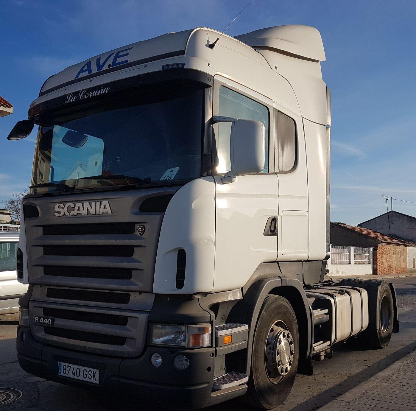 SCANIA R440: Vehículos industriales de Emirtrucks Trading