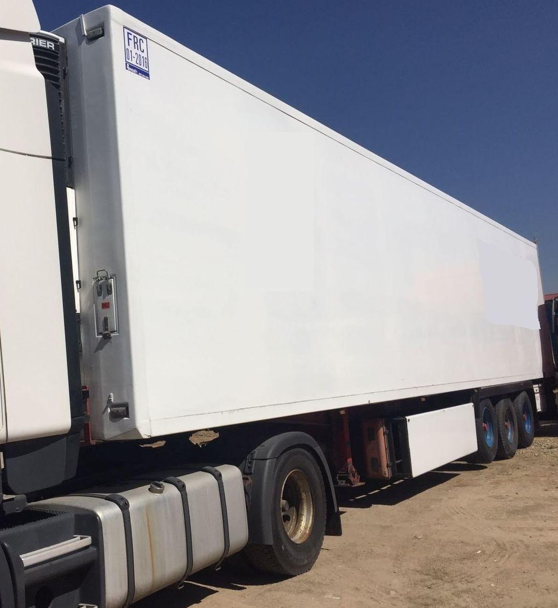 MIROFRET: Vehículos industriales de Emirtrucks Trading