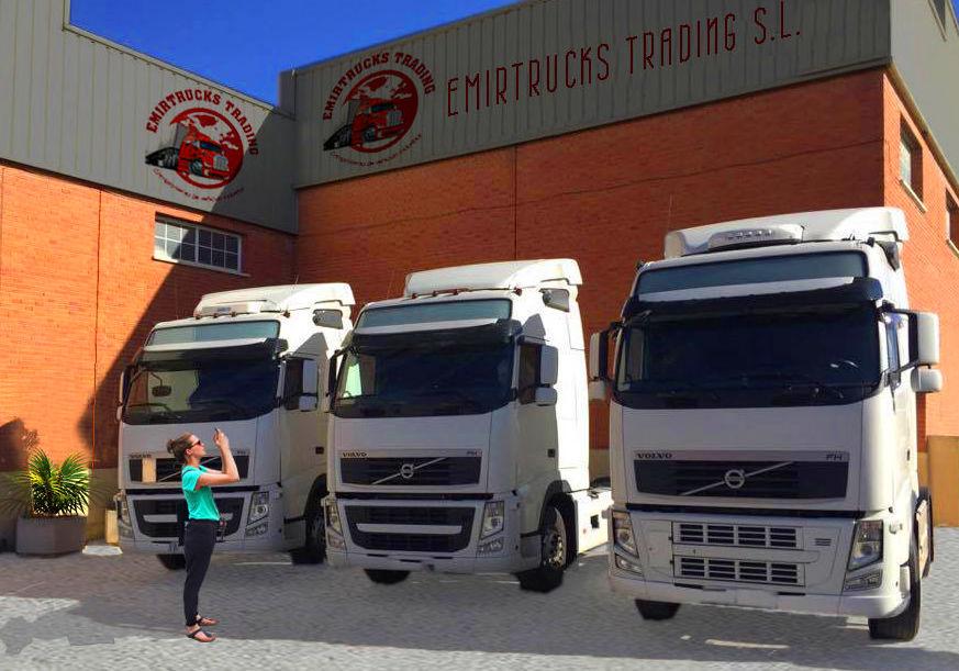 Foto 7 de Compra venta de vehículos industriales en  | Emirtrucks Trading