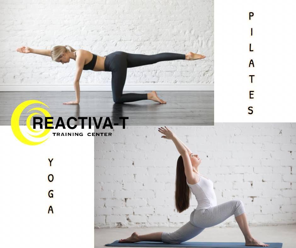 Clases de yoga y pilates: Servicios de Reactiva-T