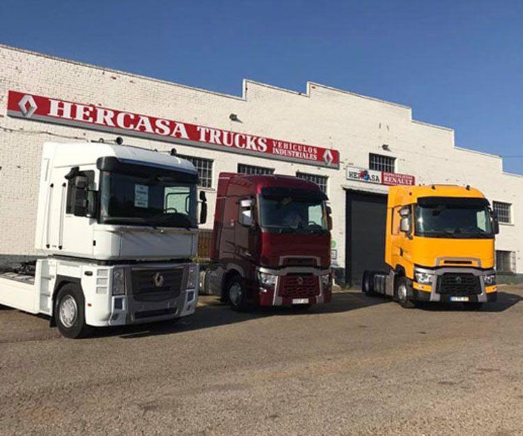 Taller especializado en reparación de camiones en Astorga, León