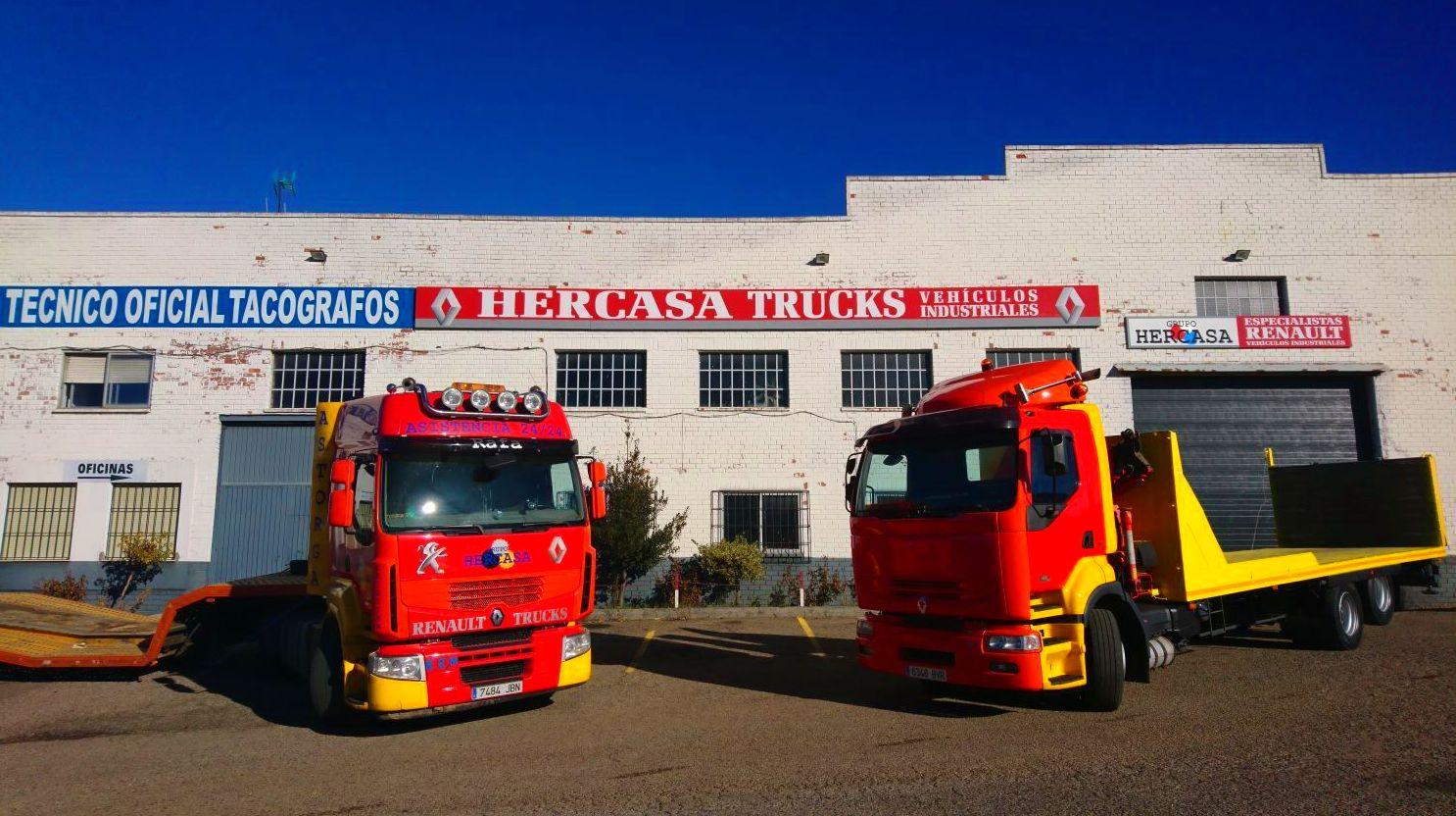 Foto 13 de Taller de automóviles y vehículos industriales en Pradorrey | Grupo Hercasa