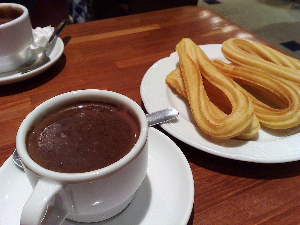 Chocolate: Servicios de Cafetería Bar Rouxel