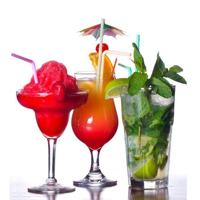 Cocktails (sin alcohol): Carta de Anubis Coctelería