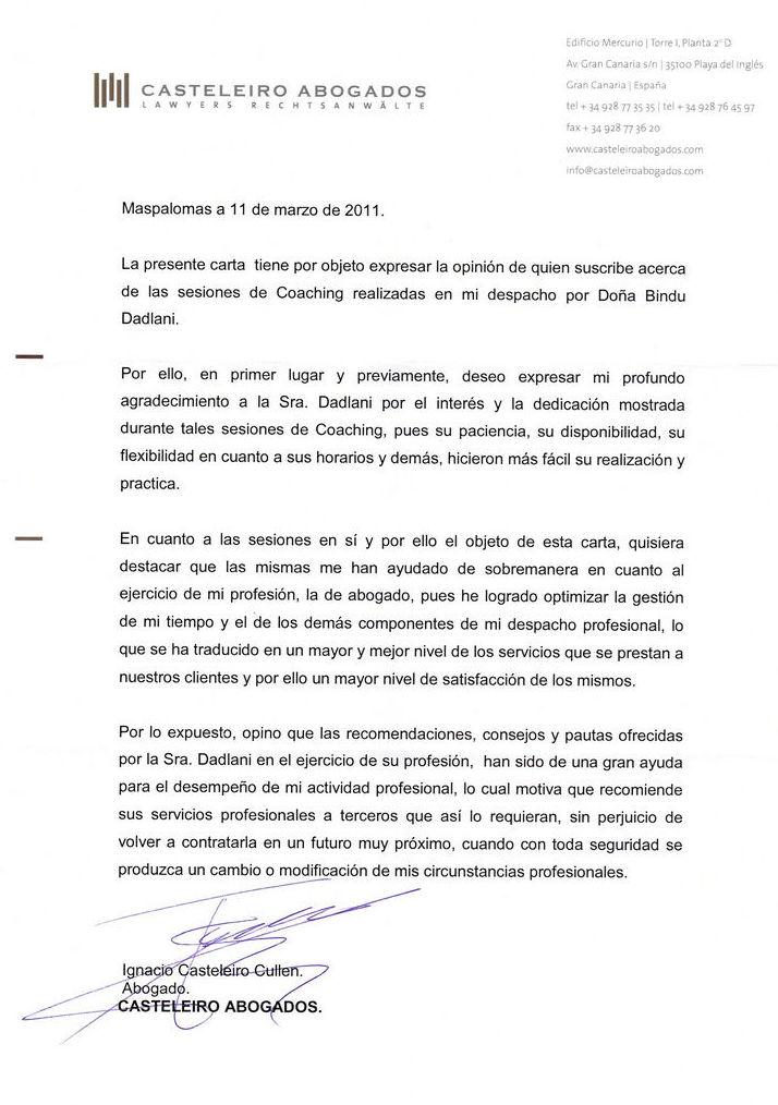 Cartas Gijón