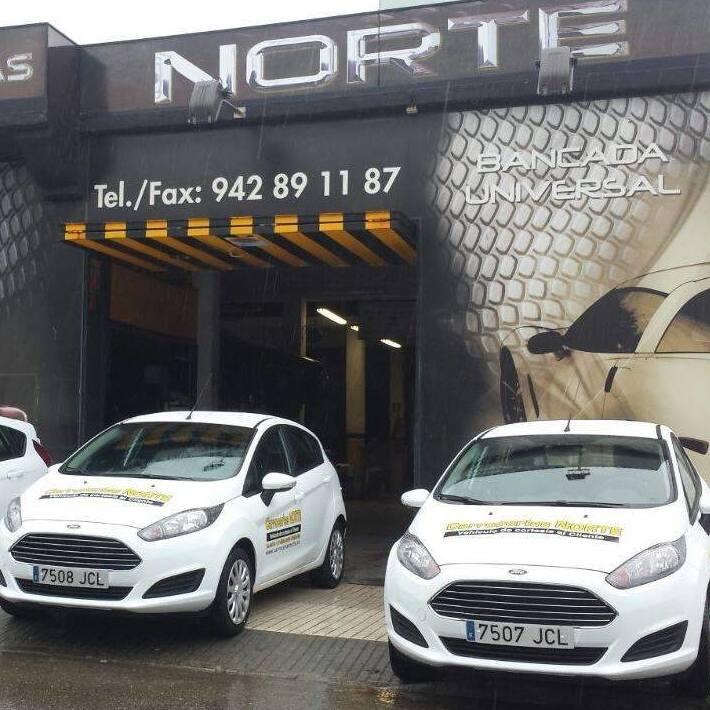 Mecánica rápida: Nuestros servicios de Carrocerías Norte