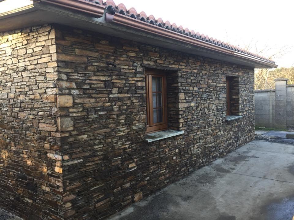 Colocación de piedra: Servicios de Colocación de Piedra O Pego