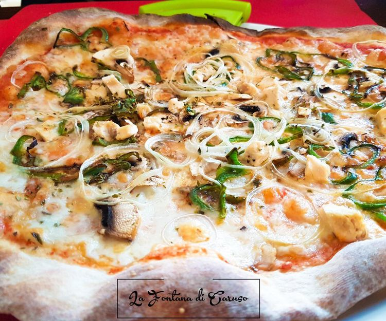 Pizzas italianas en Massamagrell