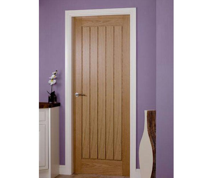 Puertas de madera para tu hogar