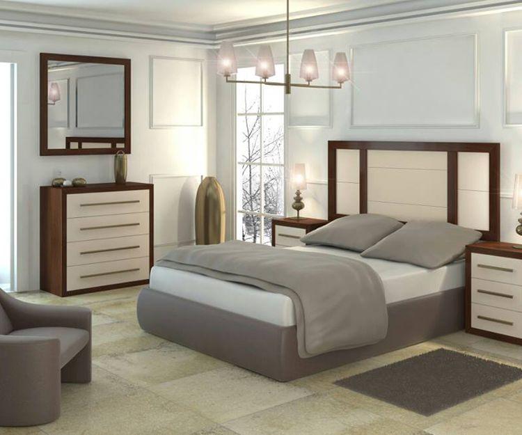 Mueble para dormitorio de estilo moderno