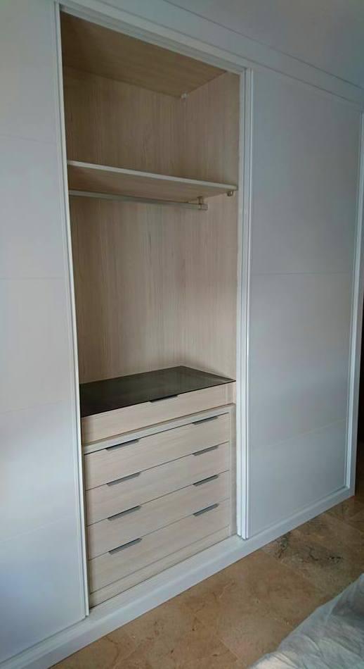 Disfruta de nuestros diseños de armarios MOXIO