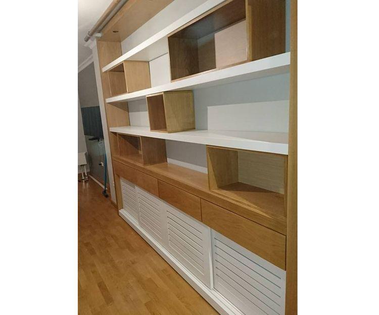 Mueble modular para salón