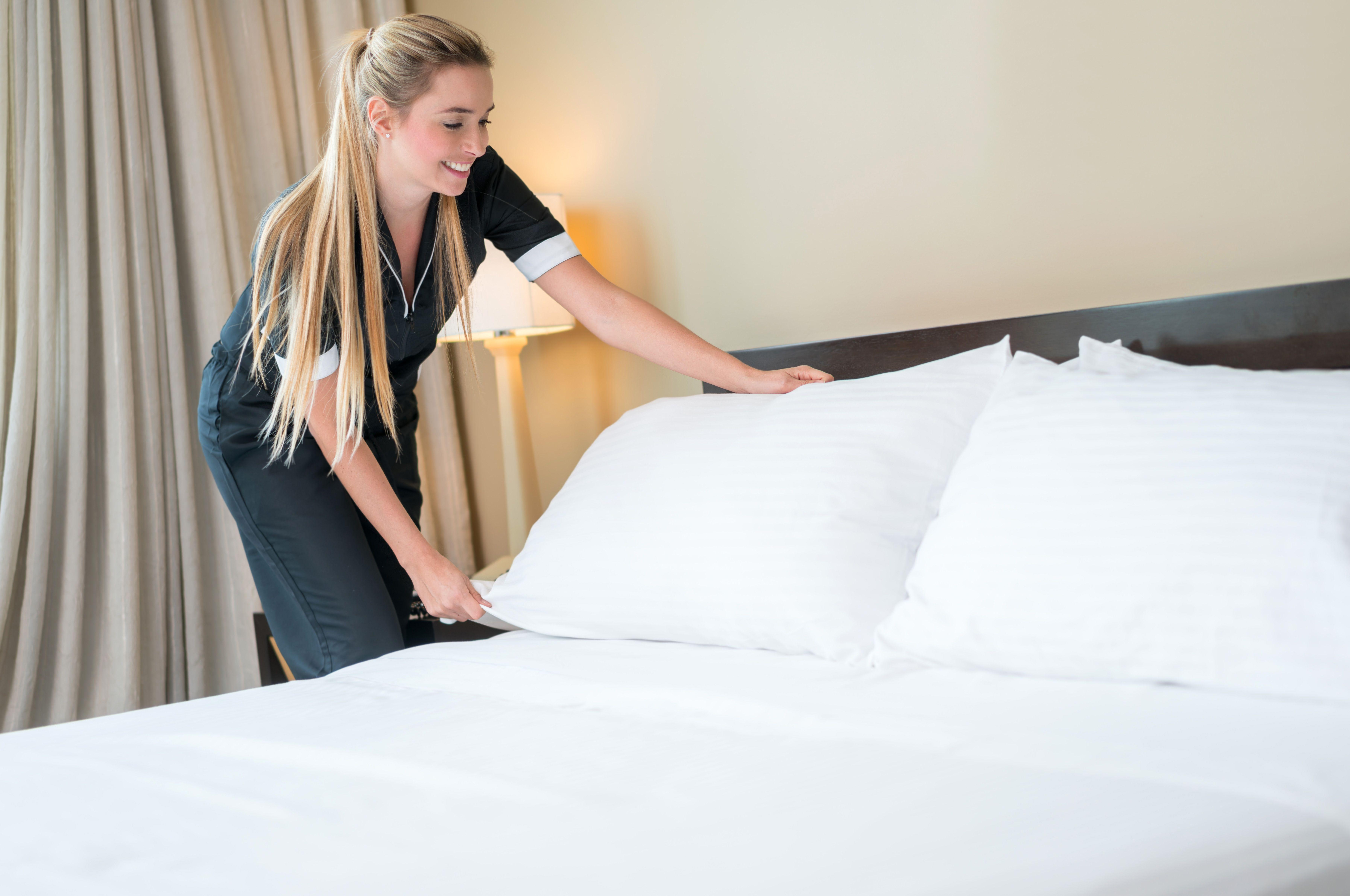 Personal para hoteles y restaurantes