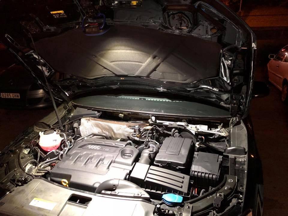 Reparaciones de airbag