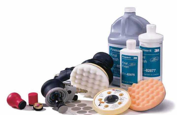 Compuestos para pulir: Productos y Servicios de Comercial Felman, S. L
