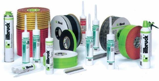 Illbruck : Productos y Servicios de Comercial Felman, S. L