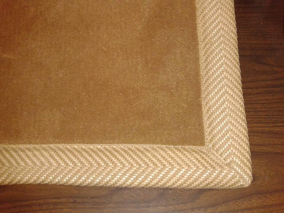 Arreglo de alfombras en Vizcaya