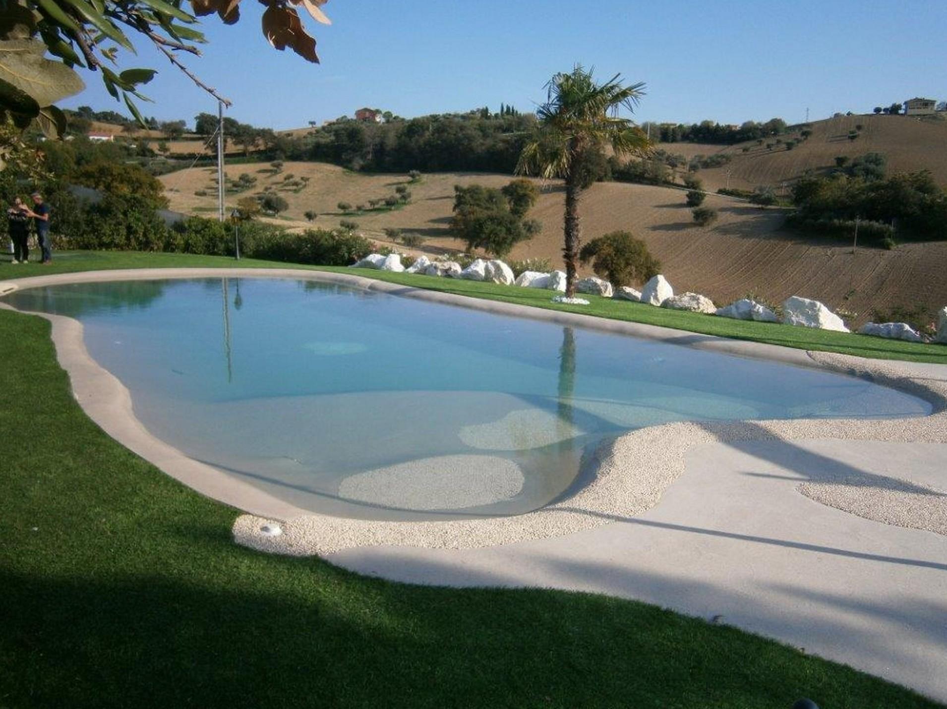 Biodesign piscinas naturales.