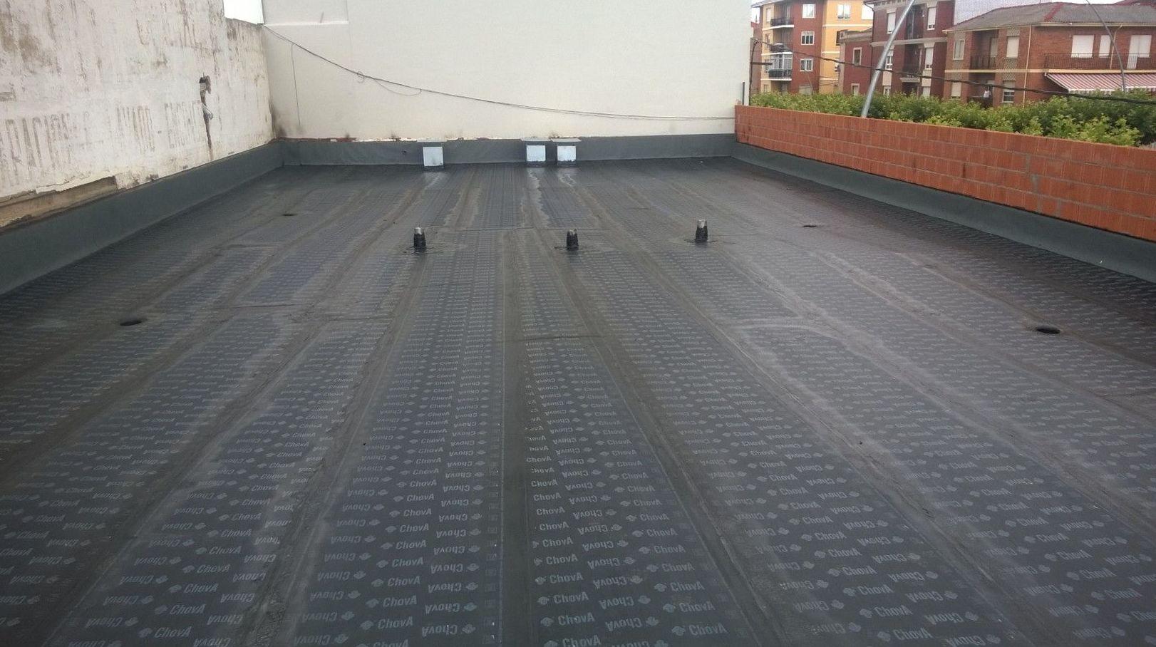 Foto 11 de Impermeabilización en PONFERRADA | Aplicaciones Politec