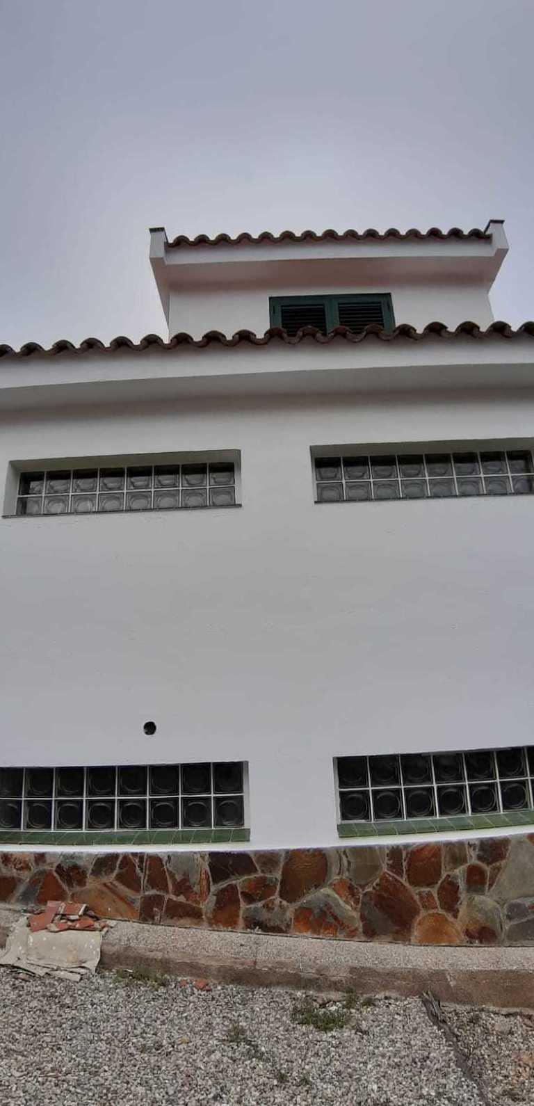 PINTADO FACHADA DE CASA