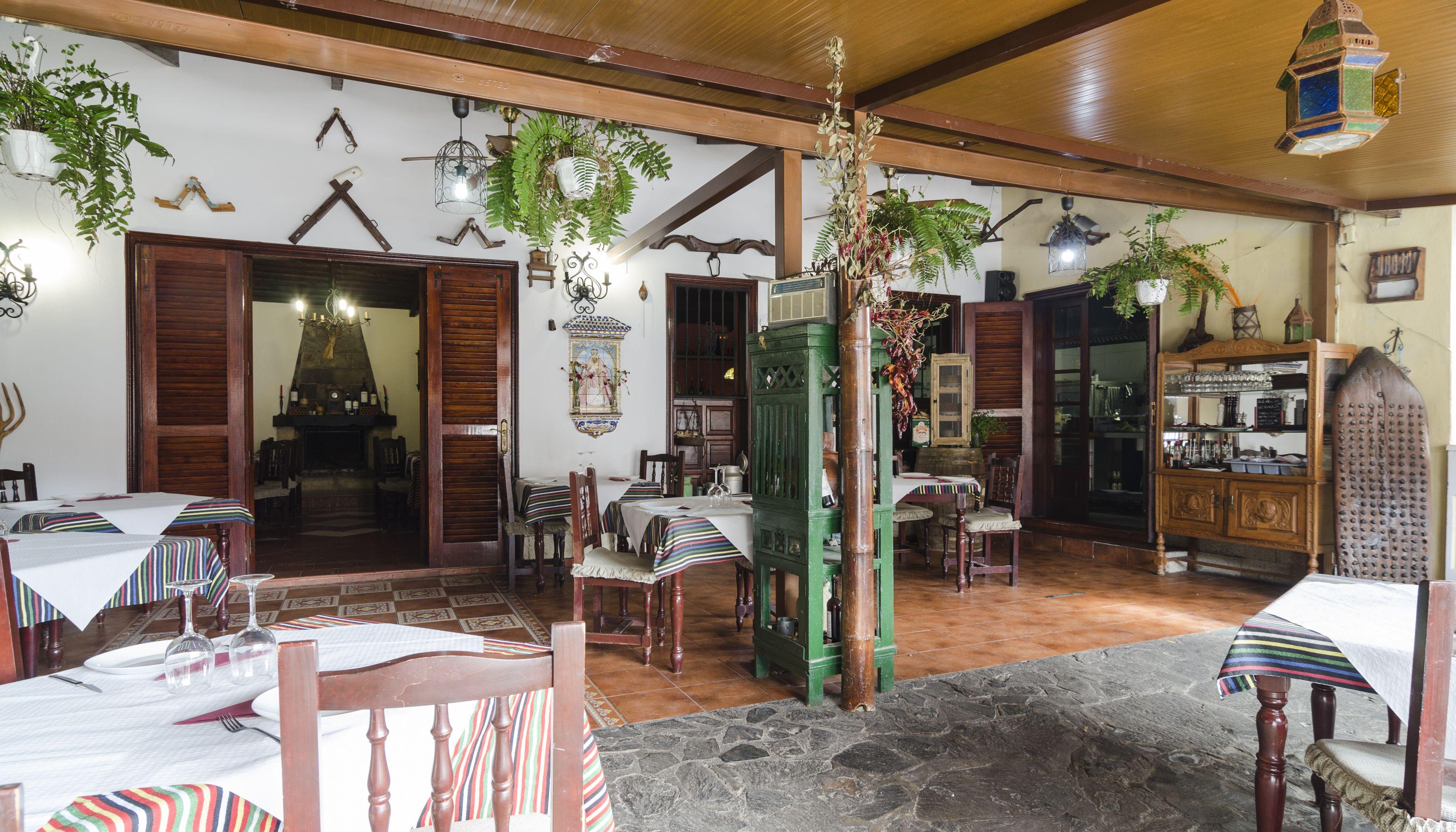 Restaurante con terraza para fumadores en Santa Cruz de Tenerife