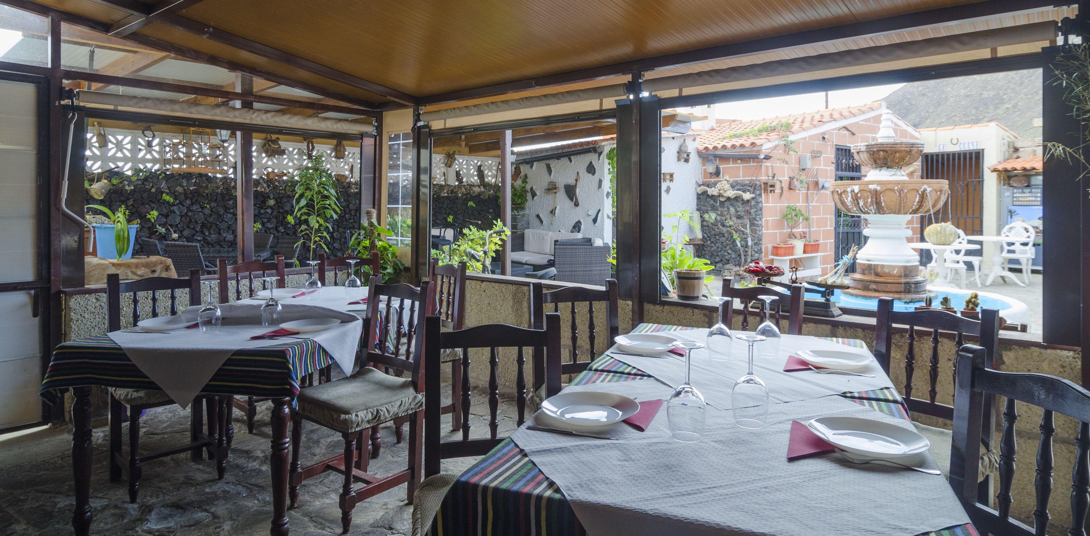 Restaurante para reuniones ejecutivas en Santa Cruz de Tenerife