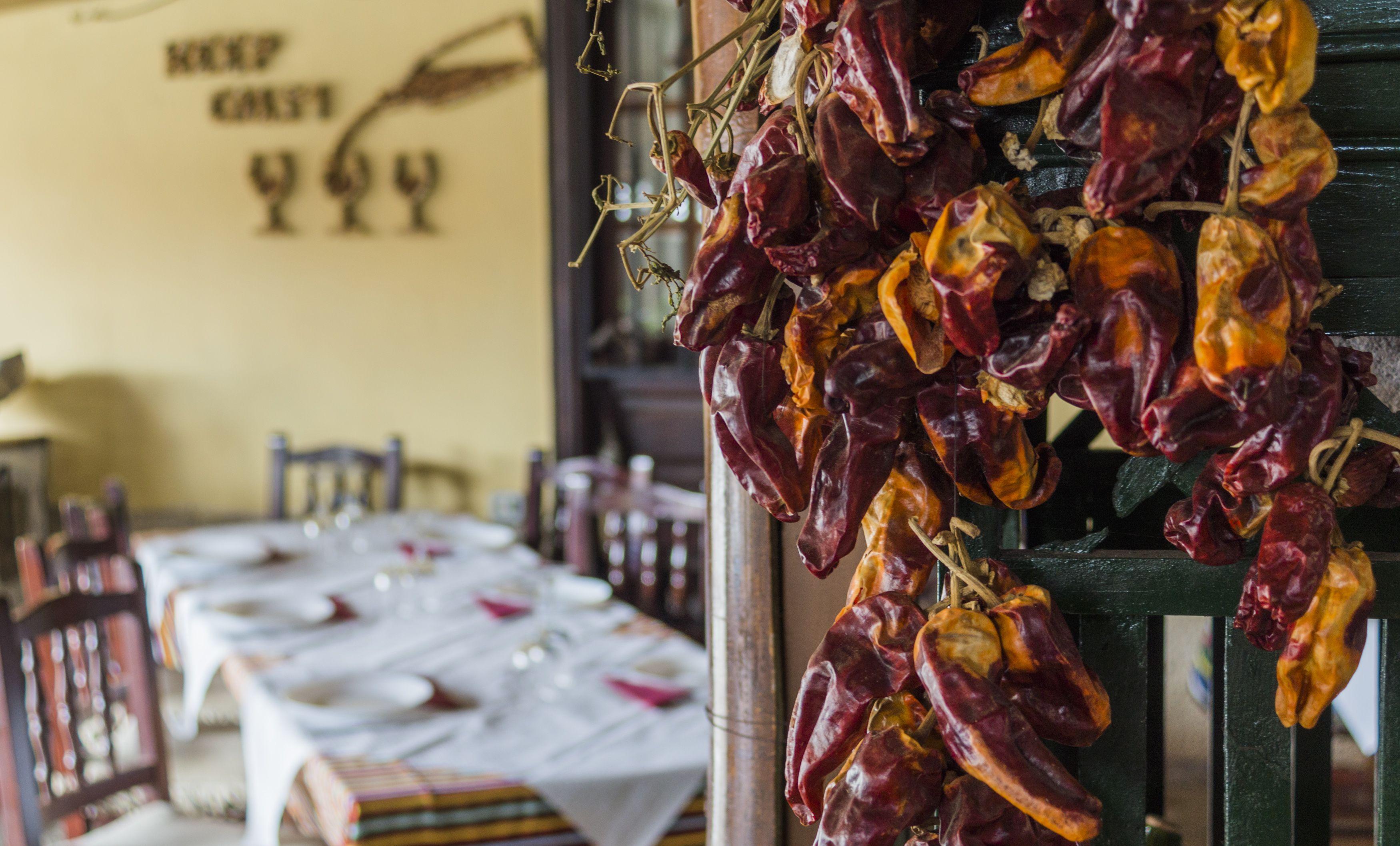 Gastronomía canaria en Santa Cruz de Tenerife