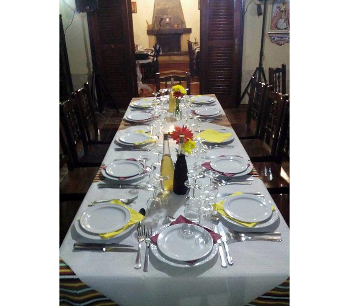 Restaurante para celebraciones en Santa Cruz de Tenerife