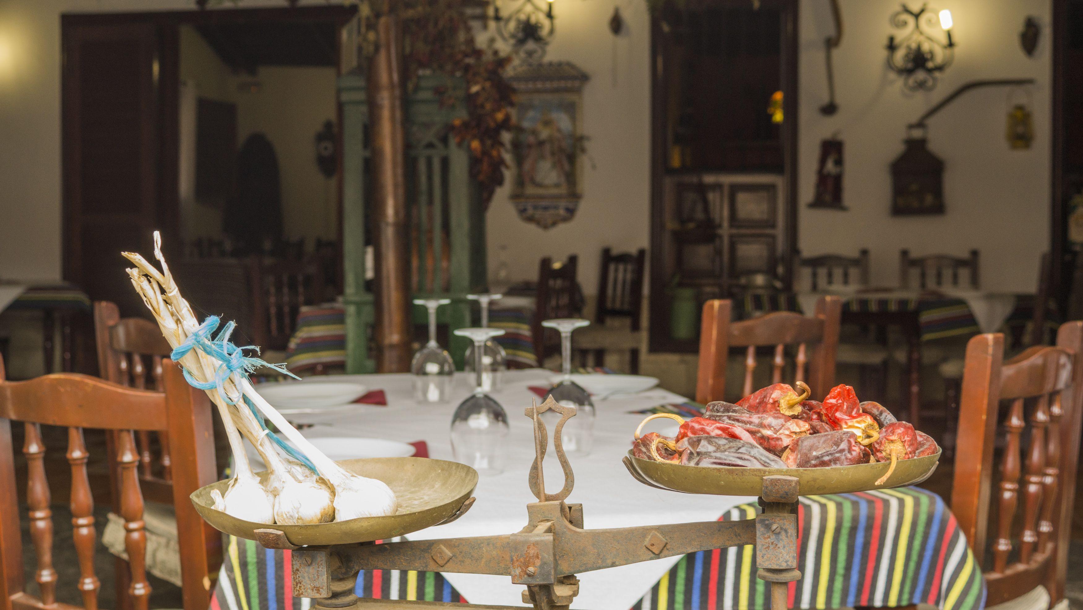 Restaurante de gastronomía canaria en Santa Cruz de Tenerife