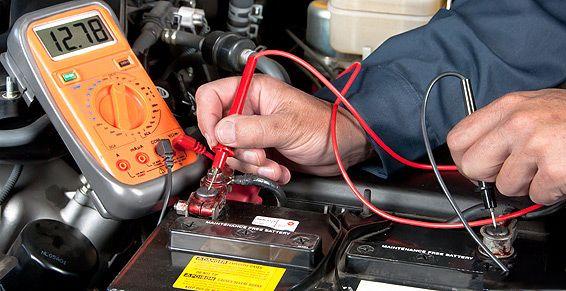 Electricidad y electrónica del automóvil: Servicios de Talleres en Ruta