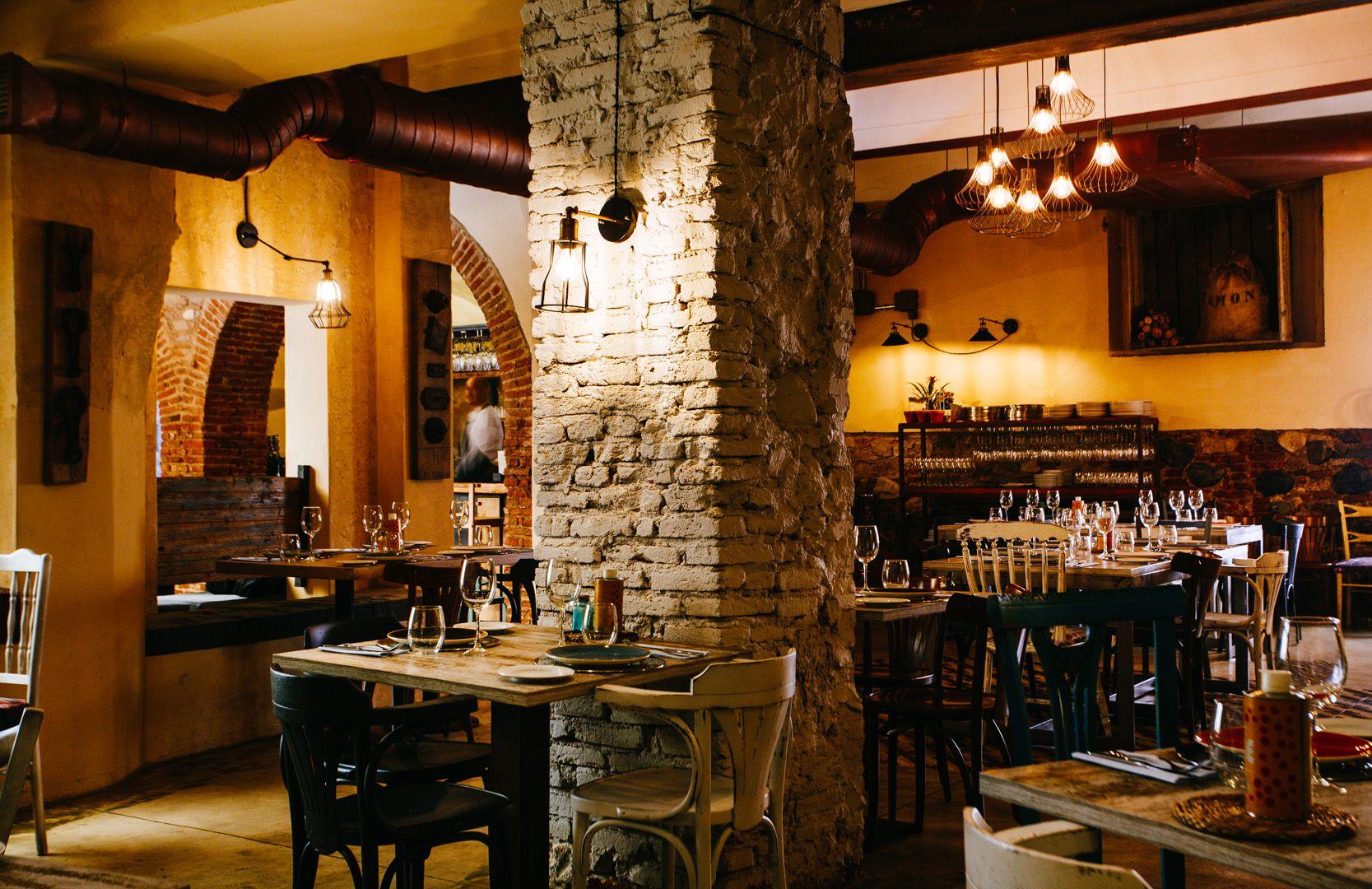Cocina de calidad en La Tahona Mérida