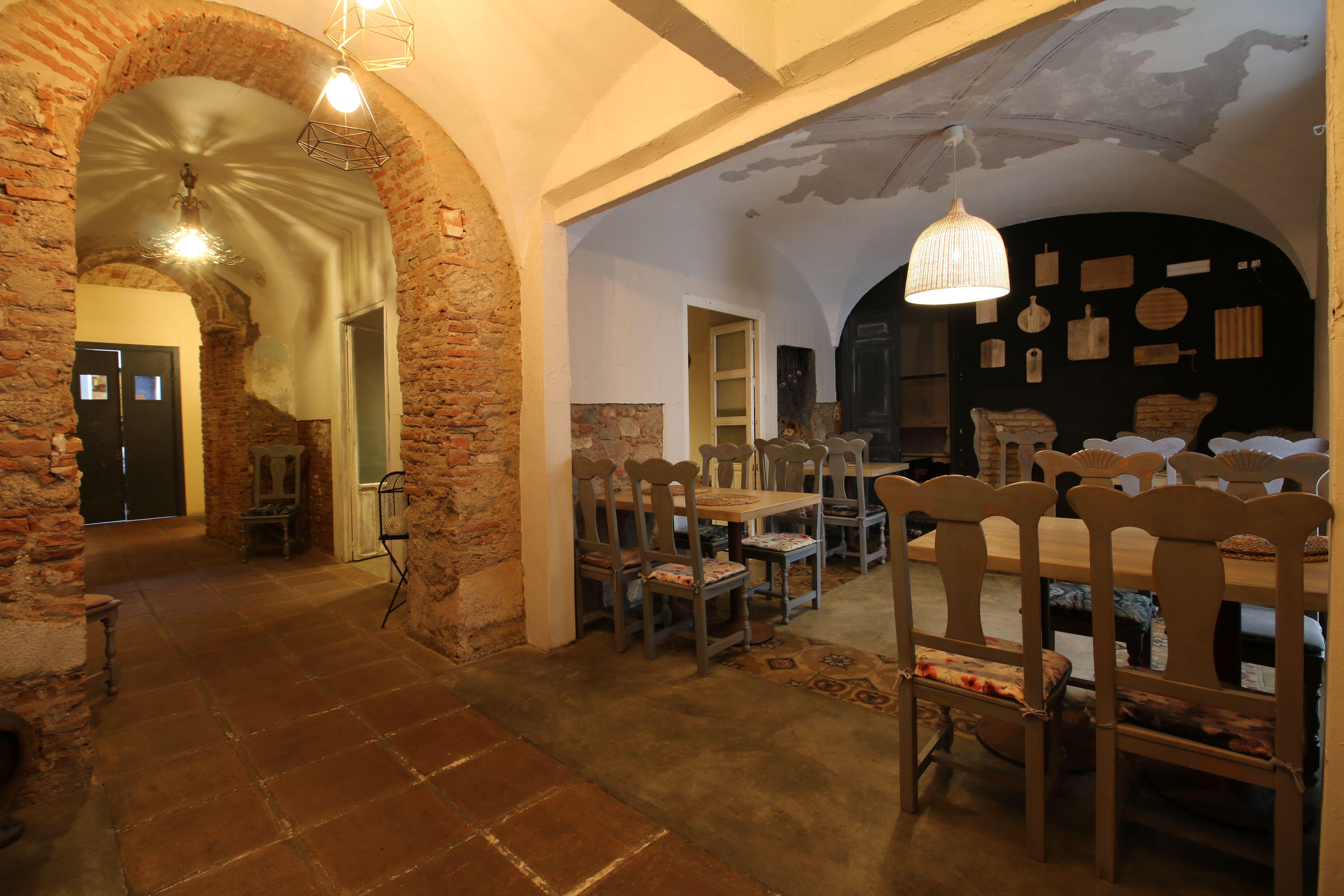 Restaurante con cocina casera en Mérida