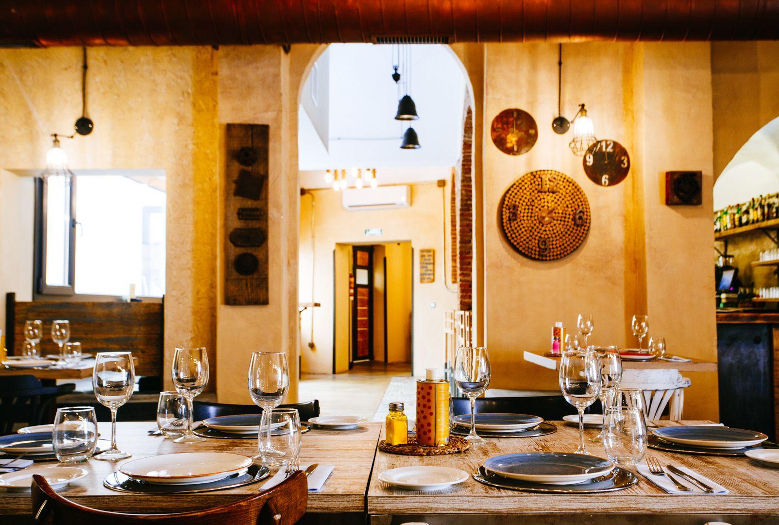 Restaurante para celebraciones en Mérida