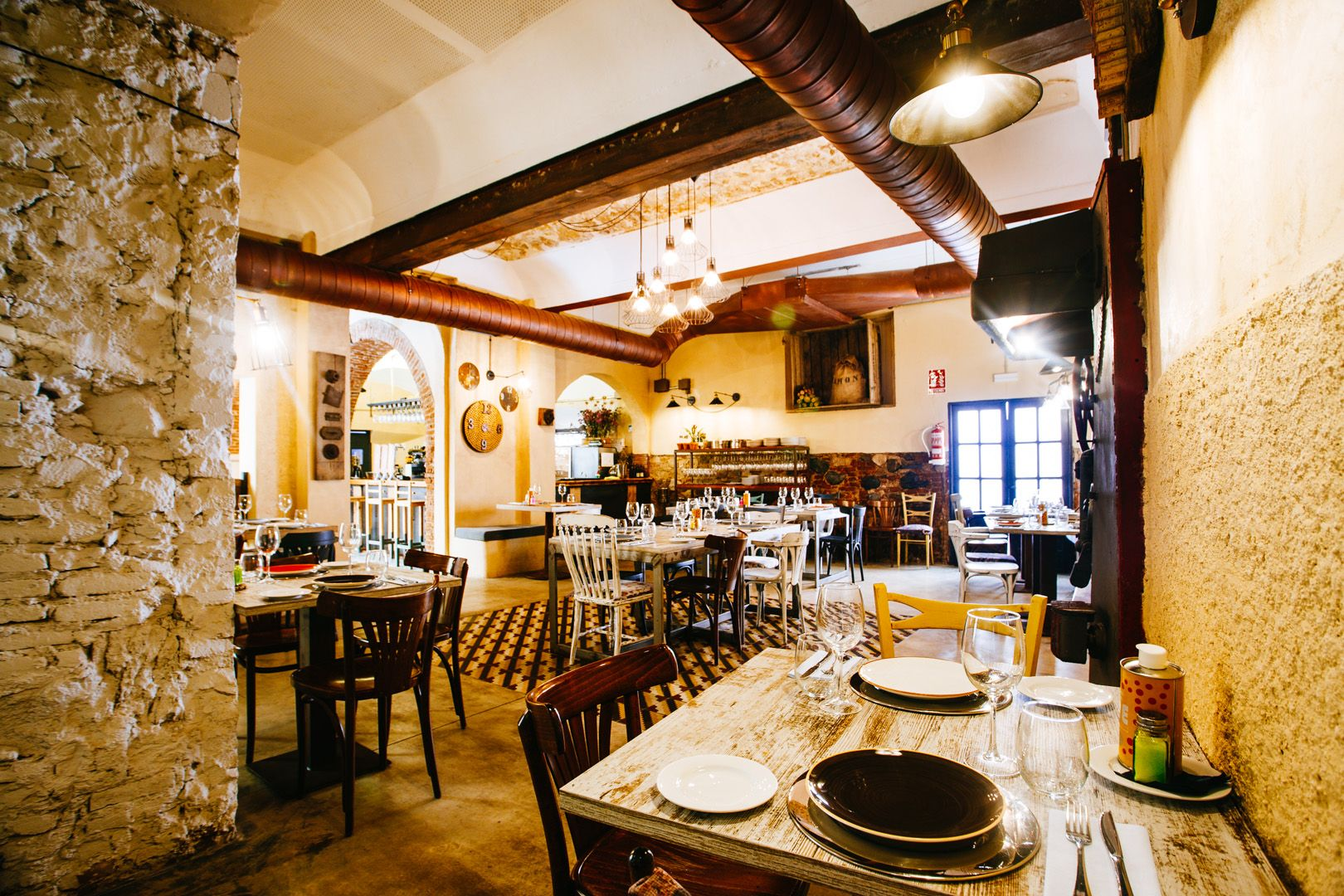 Restaurante de comida casera en Mérida