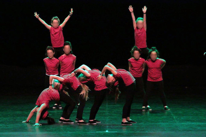 Clases de baile infantil en Mataró