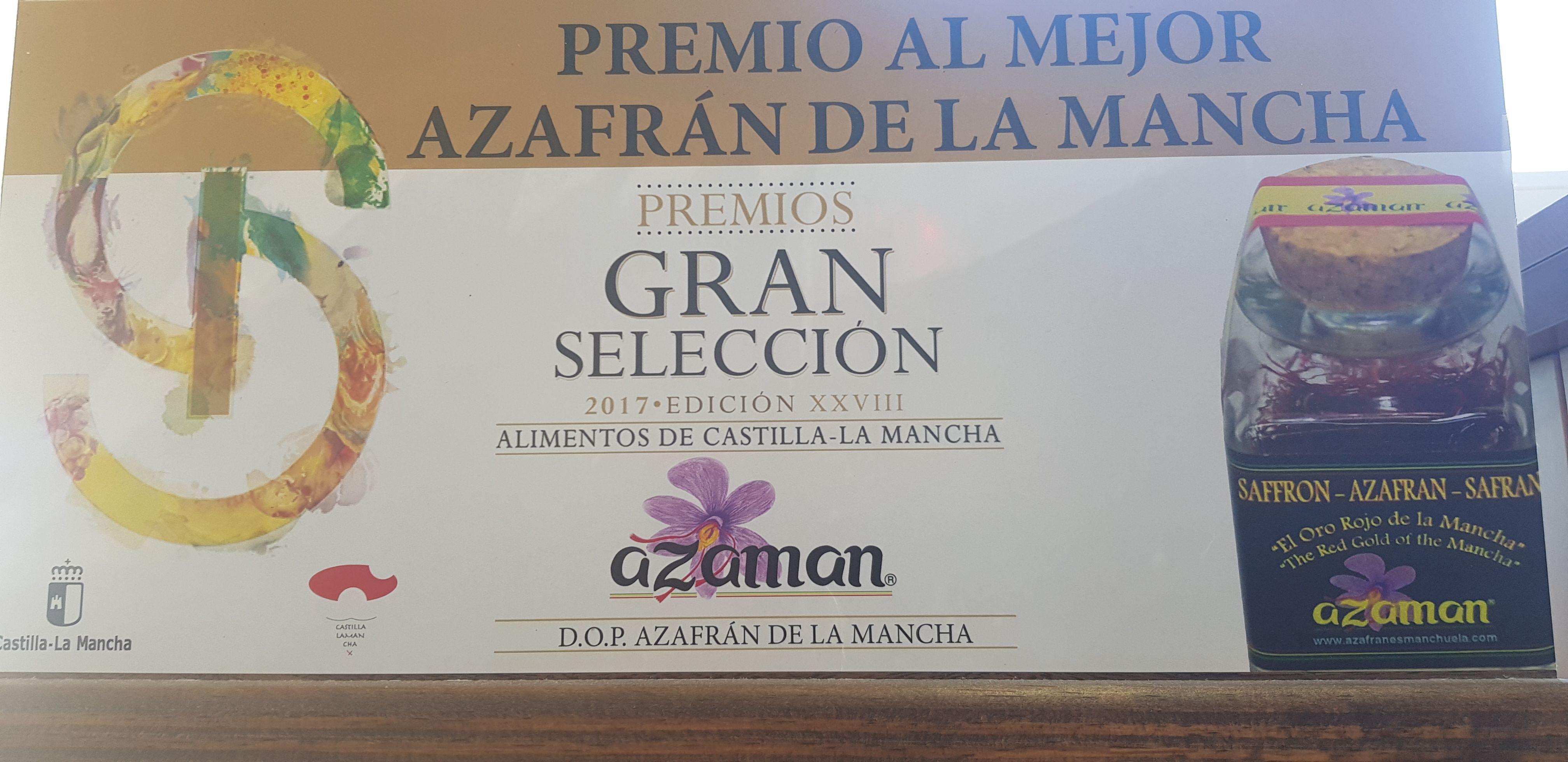 El mejor azafrán de Castilla La Mancha en Montalvo
