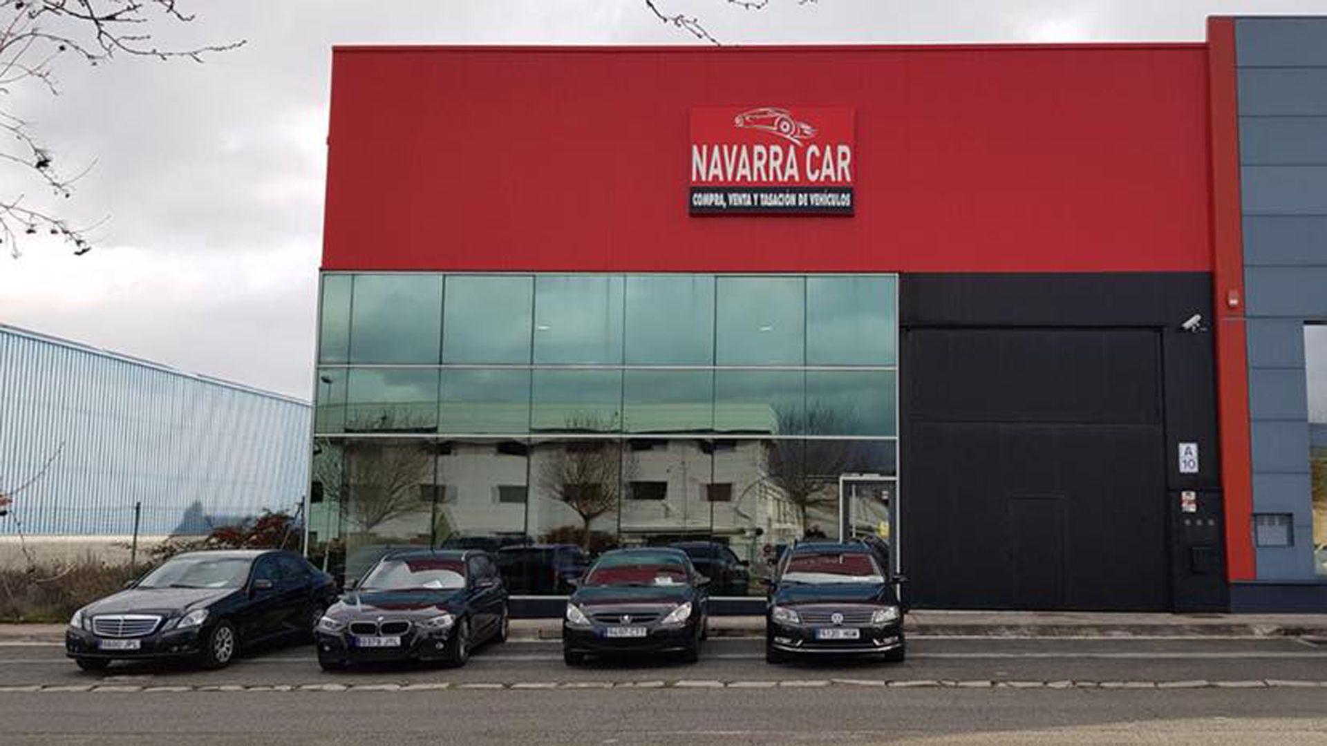 Compra, venta y tasación de vehículos en Navarra